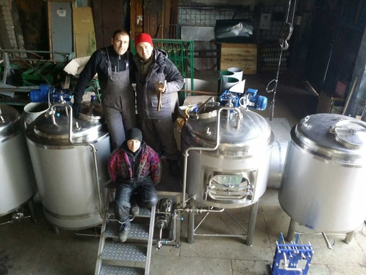 brewery 500 liters